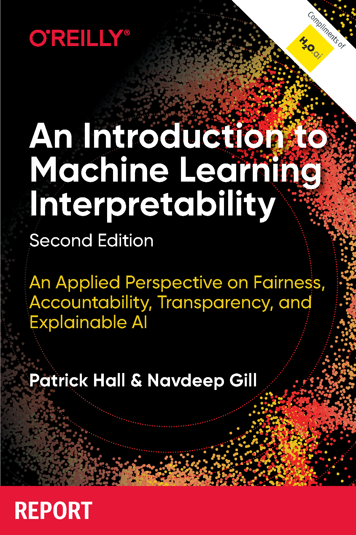 "Front cover of ""An Introduction to Machine Learning Interpretability Second Edition"""