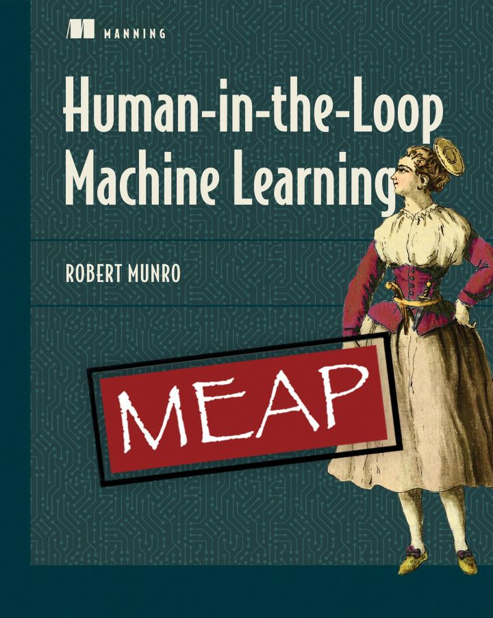 "Front Cover: ""Human-in-the-loop ML"""