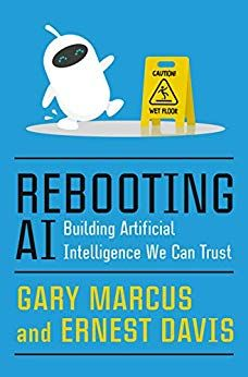 "Front Cover of ""Rebooting AI"""