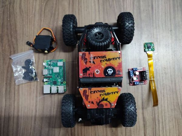 Building a Toy Self-Driving Car: Part One